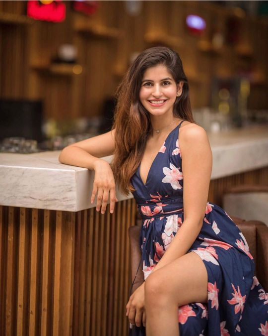 Sakshi malik model hot photos