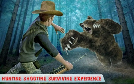 wild animal hunter game apk