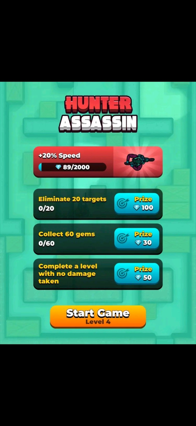 assassin hunter mod apk download