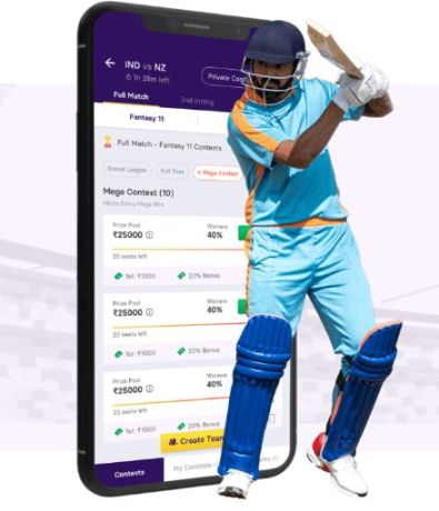 gamezy fantasy cricket app